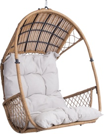 Home4you Tanja Hanging Chair Beige