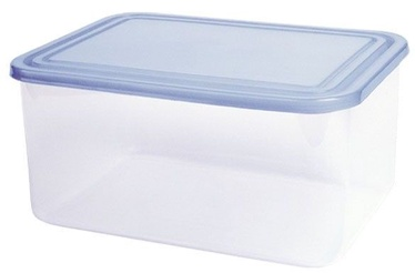 Curver Food Container Rectangle 4L Transparent/Blue