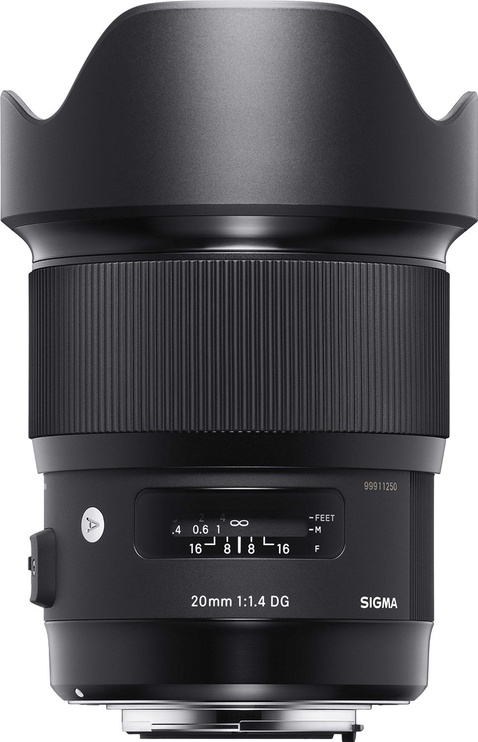 Sigma 20mm f/1.4 DG HSM Art for Nikon
