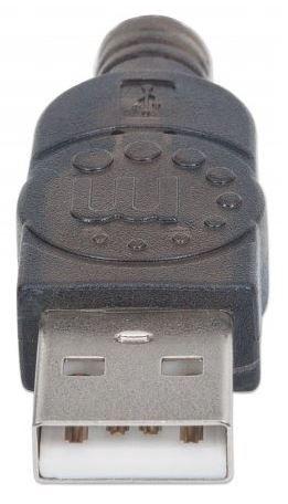 Manhattan Adapter USB A to Cen36 1.8m