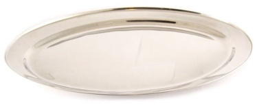 Sharda Oval Serving Tray 55cmx0.7mm