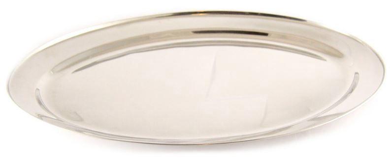 Sharda Oval Serving Tray 55cmx0.7mm
