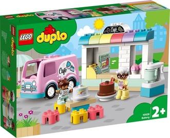 Konstruktors LEGO® Town 10928 Ceptuve