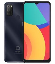 Мобильный телефон Alcatel 1S 2021, черный, 3GB/32GB
