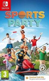 Sports Party SWITCH Digital Download