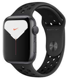 Apple Watch Nike Series 5 44mm GPS Space Gray Aluminum Case with Anthracite Black Band
