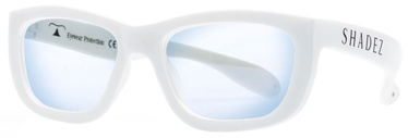 Shadez Blue Light Junior White