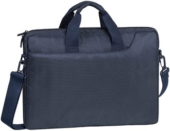 Rivacase, Laptop Shoulder Bag 15.6'' Dark Blue