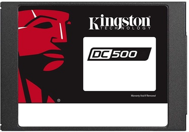 "Kingston SEDC500R SSD 2.5"" SATAIII 3.84TB"