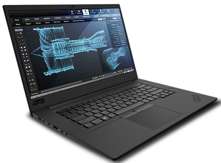 Lenovo ThinkPad P1 Black 20MD000DGE