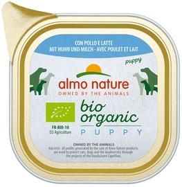 Almo Nature Bio Organic Puppy Chicken & Milk 100g