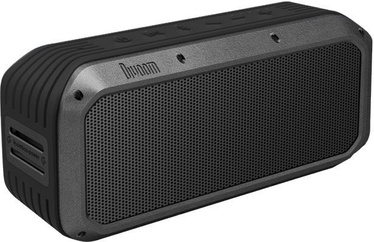Belaidė kolonėlė Divoom VoomBox Power Bluetooth Speaker Black
