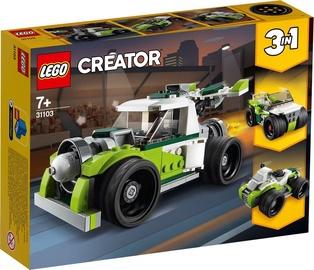 Konstruktors LEGO® Creator 31103 Raķešauto