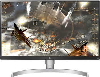 Monitorius LG 27UK600-W