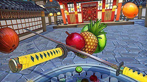 Игра для PlayStation 4 (PS4) Fruit Ninja VR PS4