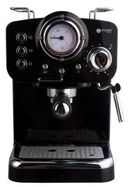 Master Coffee Machine MC503BL Black