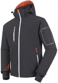 Pesso Softshell Jacket Acropolis Grey 3XL