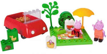 BIG Bloxx Peppa Pig Picnic Fun