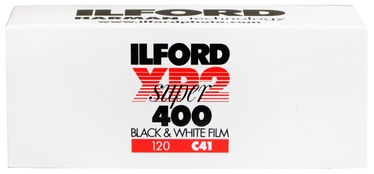 Ilford XP2 Super Black And White Negative Film 120 Roll