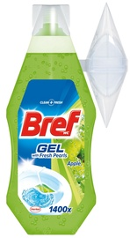 Henkel Bref Green Apple Toilet Cleaner-Freshener 360ml