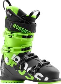 Rossignol Allspeed Ski Boots 100 Black/Green 28.5
