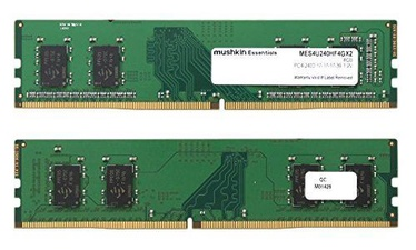 Mushkin Essentials 8GB 2400MHz CL15 DDR4 Kit Of 2 MES4U240HF4GX2