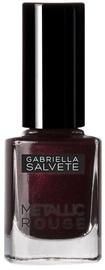 Gabriella Salvete Metallic Rouge Enamel 11ml 01