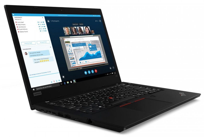 Lenovo ThinkPad L490 Black 20Q50021PB PL