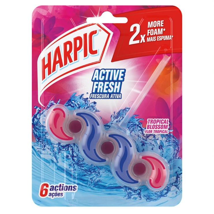 Подвесной блок для унитаза Harpic