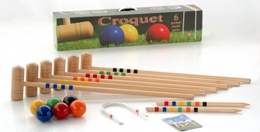 Londero Croquet 80cm 6 Players Box