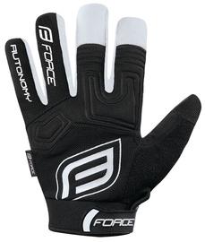 Перчатки Force Autonomy MTB Kid Gloves Black M