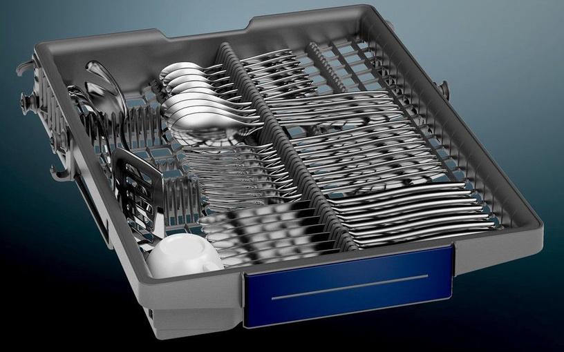 Įmontuojama indaplovė Siemens iQ300 speedMatic SR635X01ME