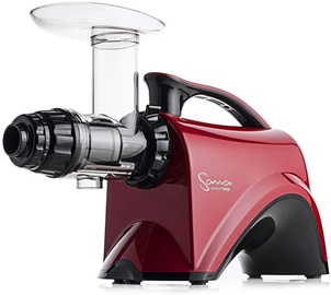 Sana Horizontal Juicer EUJ-606 Red
