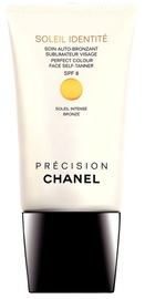 Chanel Precision Soleil Identite Perfect Colour Face Self-Tanner SPF8 50ml Bronze