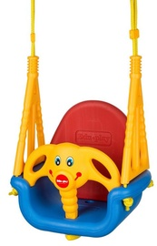 EcoToys 3 in 1 Garden Swing Elephant