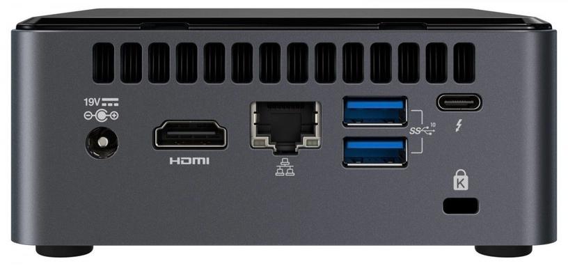 Intel BXNUC10I3FNH2 Barebone