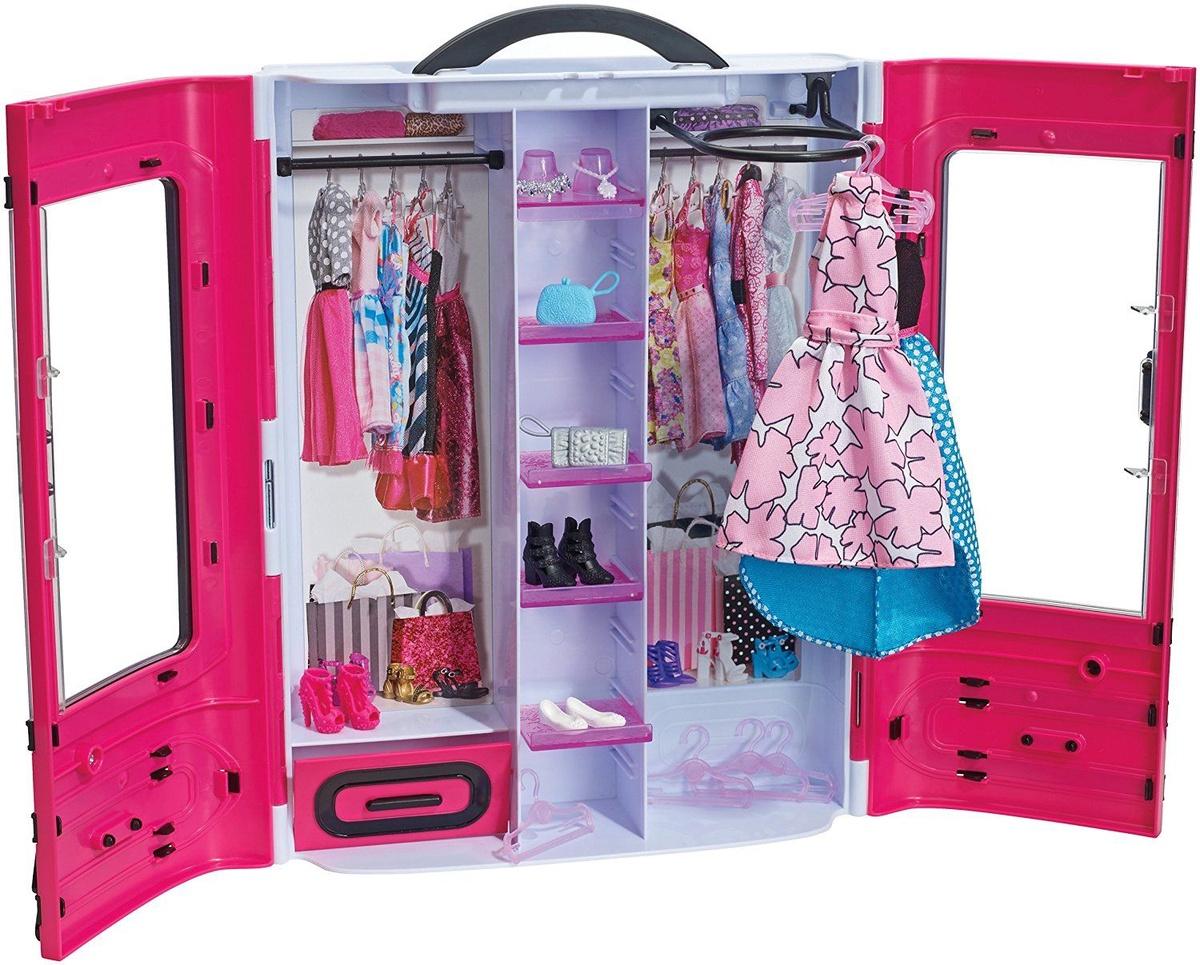 42f989d63d0 Mattel Barbie Fashionistas Ultimate Closet DMT57