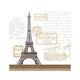 Popierinės servetėlės PPD Pari, 33 x 33 cm, 20 vnt