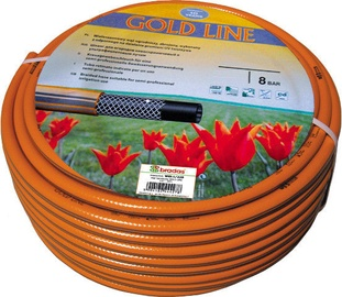 Bradas Gold Line Garden Hose Orange 3/4'' 30m