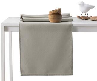 AmeliaHome Empire AH/HMD Tablecloth Set Cappuccino 115x300cm/30x300cm 2pcs