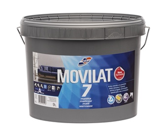 Krāsa Rilak Movilat-7 A, 3.6 l, balta