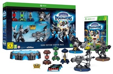Skylanders: Imaginators Dark Edition Starter Pack Xbox 360