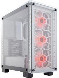 Corsair Mid-Tower Case Crystal Series 460X RGB