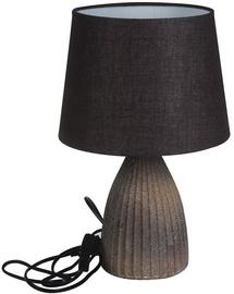 Verners Alen Desk Lamp 60W E27 Brown