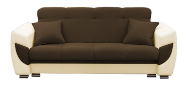 Idzczak Meble Blanca Sofa Brown/Beige