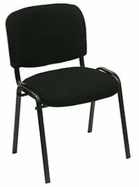 Lankytojų kėdė Verners Lima Black