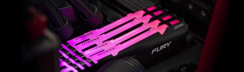 Operatīvā atmiņa (RAM) Kingston HyperX Fury RGB HX432C16FB3AK2/16 DDR4 16 GB