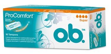 o.b. Pro Comfort Super 16pcs