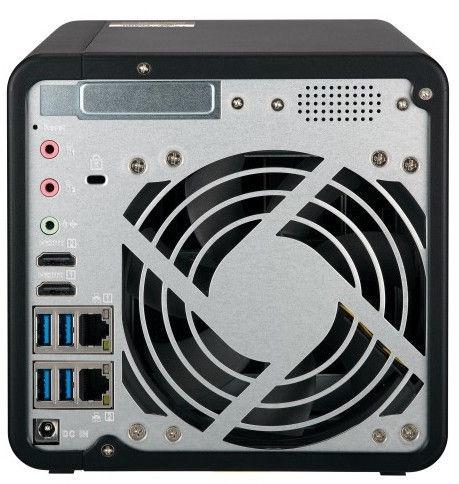 QNAP Systems TS-453Be-2G 4-Bay NAS 24TB