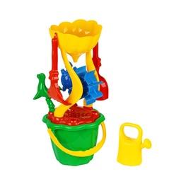 Smėlio žaislų rinkinys, 7 vnt
